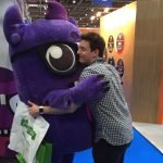 Desktop-Monster's-Brian-at-Accountex-Exhibition