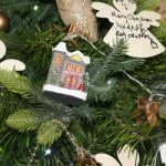 Francis House Festival of Christmas Trees - tree decorated by the Coronation Street cast