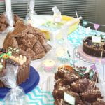 Macmillan coffee morning competition entries