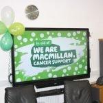Macmillan signage