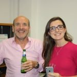 Midshire MD Julian Stafford and Assistant Marketing Manager Laura Stafford