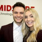 Midshire Marketing Executives Nathan Milward and Isabelle Eddy