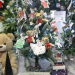 Francis House Festival of Christmas Trees - tree decorated by the Children of Francis House
